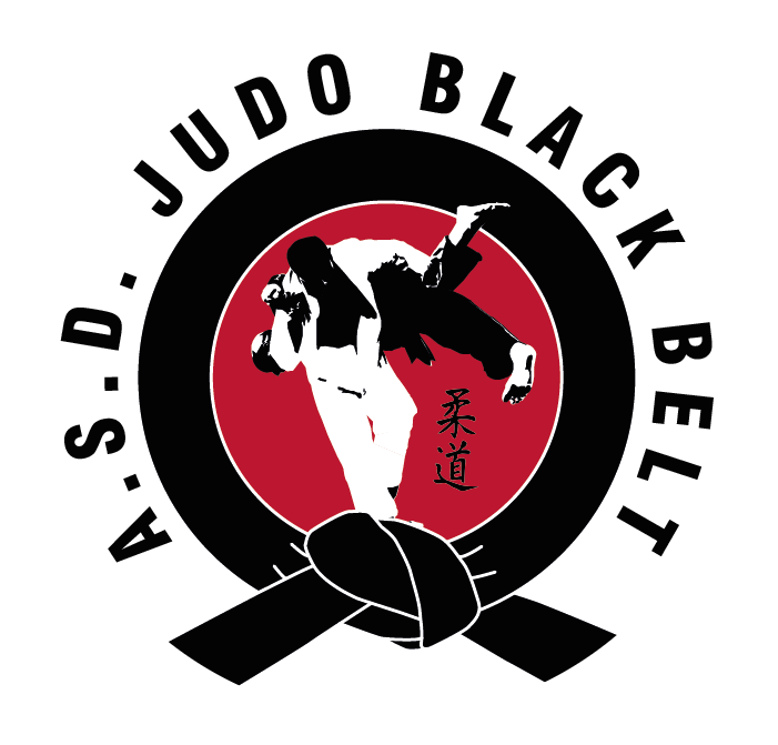 Judo Black Belt Logo